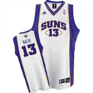 Maglie Basket Nash Los Angeles Lakers Bianco