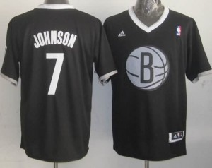 Canotte Basket Natale 2013 Johnson Nero