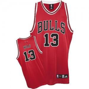 Maglie Basket Noah Chicago Bulls Rosso