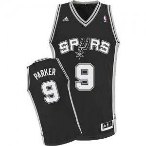Maglie Basket Parker San Antonio Spurs Nero