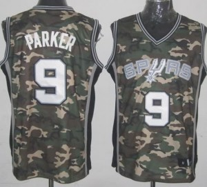 Canotte Basket Camouflage Parker Riv30