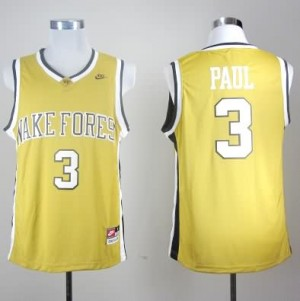 Canotte Basket NCAA Paul Marquette Giallo