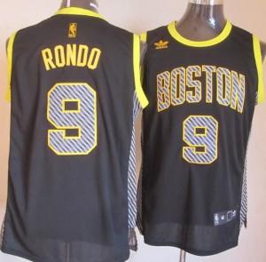Canotte Basket Relampago Rondo Nero