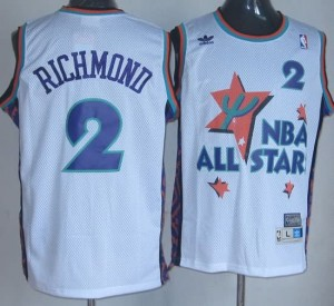 Canotte NBA Richmond All Star 1995 Bianco