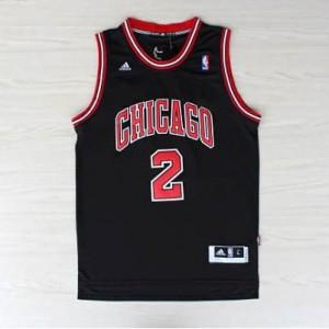 Canotte NBA Rivoluzione 30 Robinson Chicago Bulls Nero