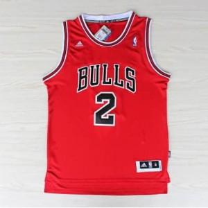 Canotte NBA Rivoluzione 30 Robinson Chicago Bulls Rosso