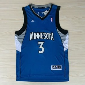 Canotte NBA Rivoluzione 30 Roy Minnesota Timberwolves Blu