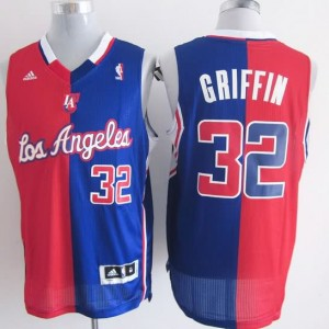Canotte NBA Split Griffin Rosso Blu