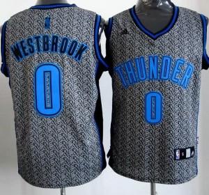 Canotte Basket Nueva temporada Westbrook Grigio