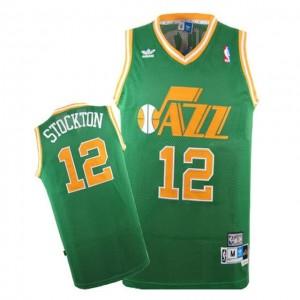 Maglie Basket Stockton Utah Jazz Verde