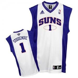 Maglie Basket Stoudemire Phoenix Suns Bianco