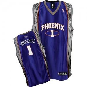 Maglie Basket Stoudemire Phoenix Suns Blu