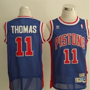 Maglie Basket Thomas Detroit Pistons Blu