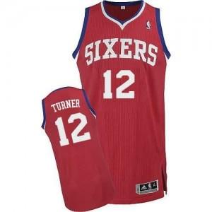 Maglie Basket Turner Philadelphia 76ers Rosso
