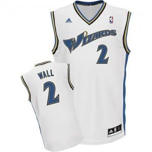 Maglie Basket Wall Washington Wizards Bianco
