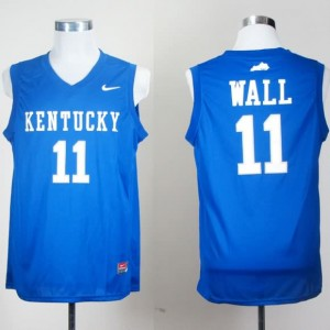 Canotte Basket NCAA Wall Kentucky Blu