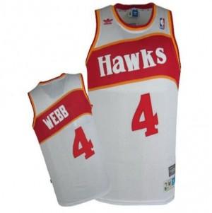 Maglie Basket Webb Atlanta Hawks Bianco