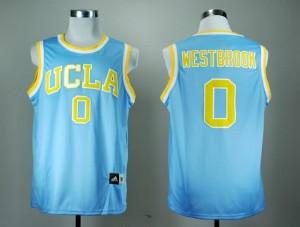 Canotte Basket NCAA Westbrook UCLA Blu