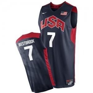 Canotte Westbrook USA 2012 Nero