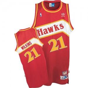 Maglie Basket Wilkins Atlanta Hawks Rosso