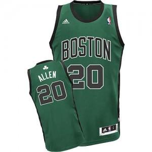 Canotte NBA Rivoluzione 30 Allen Boston Celtics Verde