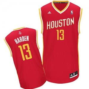Canotte NBA Rivoluzione 30 retro Harden Houston Rockets Rosso