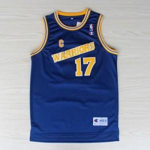 Canotte NBA Rivoluzione 30 retro Mullin Golden State Warriors Blu