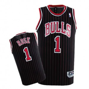 Maglie Basket Rose Chicago Bulls Nero