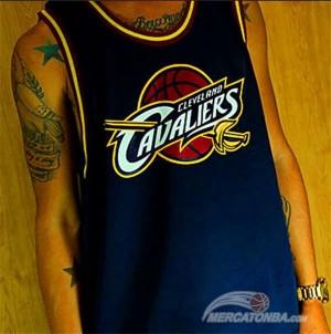 Maglie AU Cleveland Cavaliers