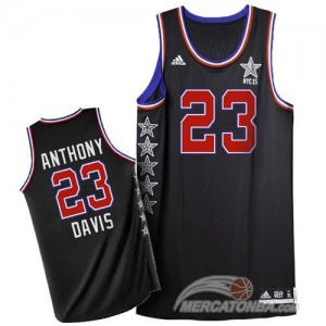 Canotte NBA Anthony All Star 2015 Nero