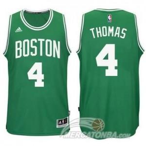 Maglie Basket Thomas Boston Celtics Verde