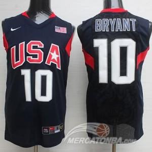 Canotte Bryant USA 2008 Nero