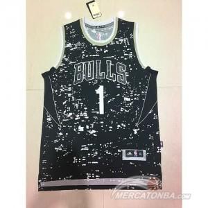 Canotte Basket Edicion Glow Bulls Rose