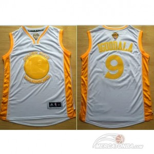 Maglie Shop Campeon Iguodala Golden State Warriors Oro