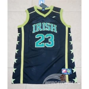 Maglie Basket Escuela Media Superior James Golden State Warriors Nero