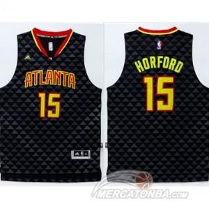 Maglie Basket Horford Atlanta Hawks Nero