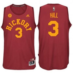 Maglie Basket Hickory Hill Indiana Pacers Rosso