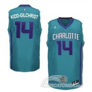Canotte Basket Kidd-Gilchrist New Orleans Hornets Verde