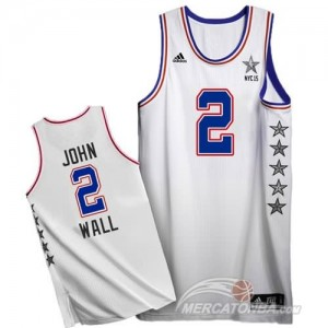 Canotte NBA John All Star 2015 Bianco