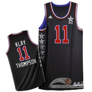 Canotte NBA Klay All Star 2015 Nero