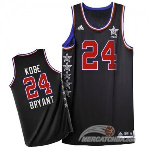 Canotte NBA Kobe All Star 2015 Nero