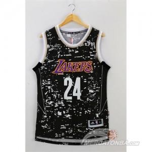 Canotte Basket Edicion Glow Lakers Bryant