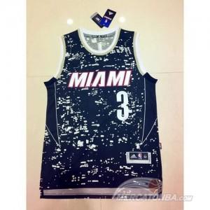 Canotte Basket Edicion Glow Miami Wade