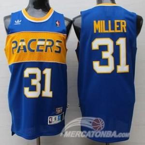 Maglie Basket Miller Indiana Pacers 85-90 Bianco