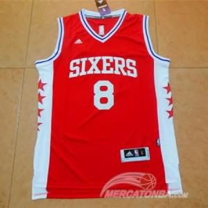 Maglie Basket Okafor Philadelphia 76ers Rosso