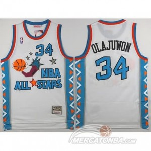 Canotte NBA Olajuwon All Star 1996