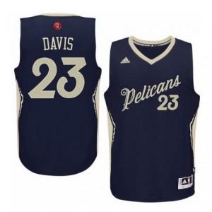 Canotte Basket Davis Christmas New Orleans Pelicans Blauw