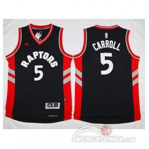 Maglie NBA Carroll Toronto Raptors Nero