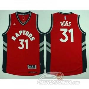 Canotte NBA Ross Toronto Raptors Rosso