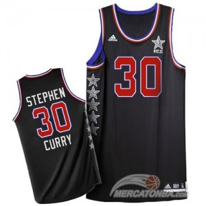 Canotte NBA Stephen All Star 2015 Nero